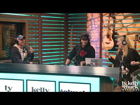 Kenny Chesney Explains Why Award Shows Are Important to Him - Ty, Kelly & Chuck