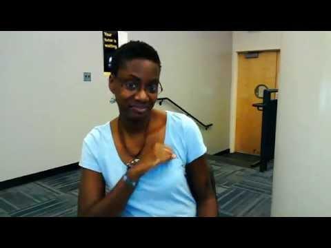 Reflection on Black ASL
