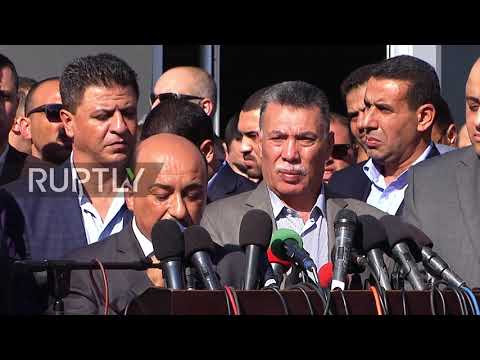 State of Palestine: Hamas hands over Gaza border crossing to Palestinian National Authority
