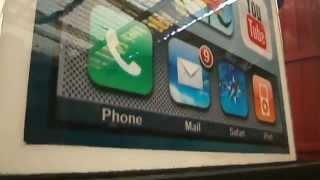 ROCKOLA TIPO IPHONE SLIM SUPERDELGADA con equipo de audio incluido Mexico df TEL 41 51 25 24
