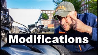 Motorcycle Adventure Modifications – Are They Really Necessary?