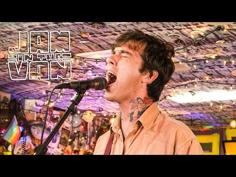 "JOYCE MANOR - ""Constant Headache"" (Live at Music Tastes Good in Long Beach, CA 2017) #JAMINTHEVAN"