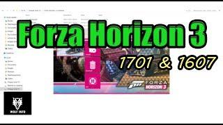 Forza horizon 3 codex 1809