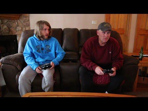 PSYCHO DAD PLAYS VIDEO GAMES!