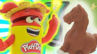 Шоу Play-Doh Сезон 2   странице Play-Doh