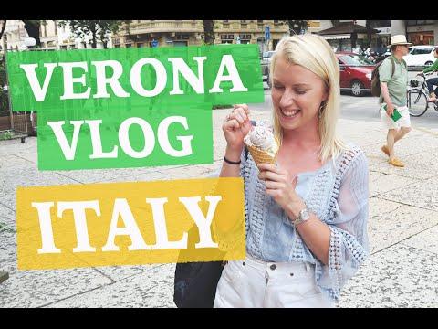 ITALY TRAVEL VLOG | Verona, Trento, Roncegno