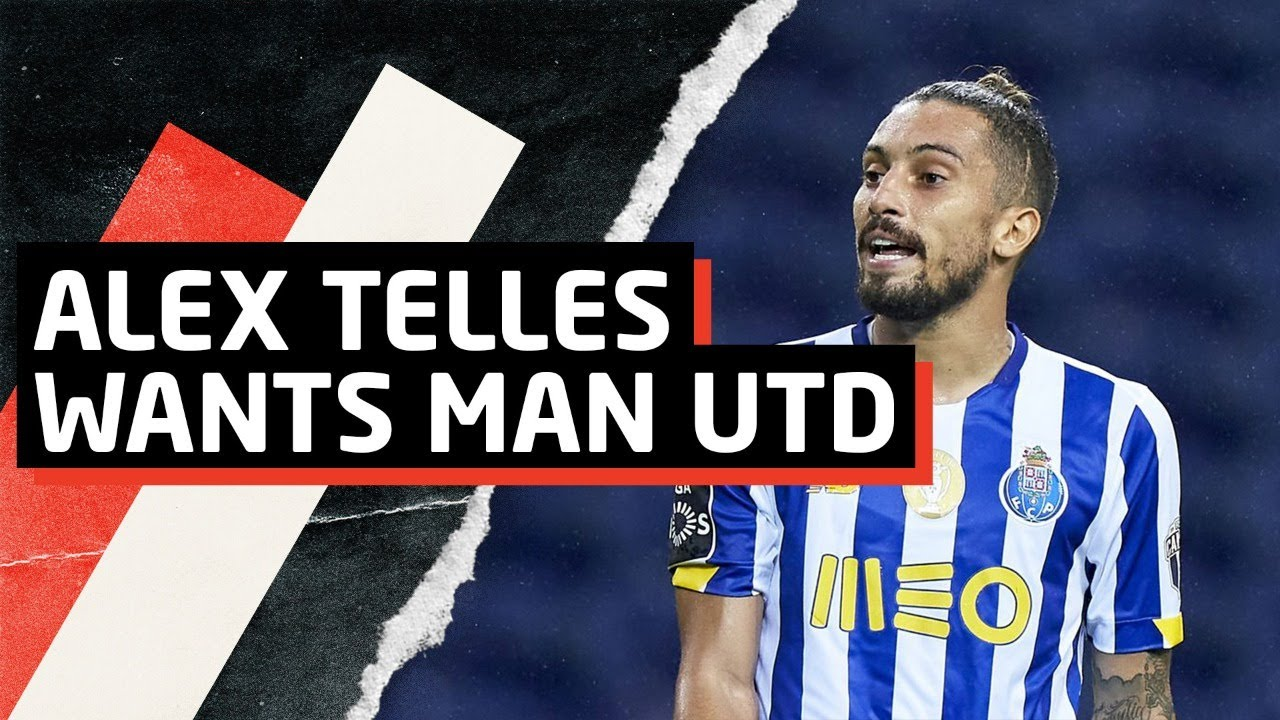 Alex Telles 'Determined' To Join Manchester United | Transfer Talk