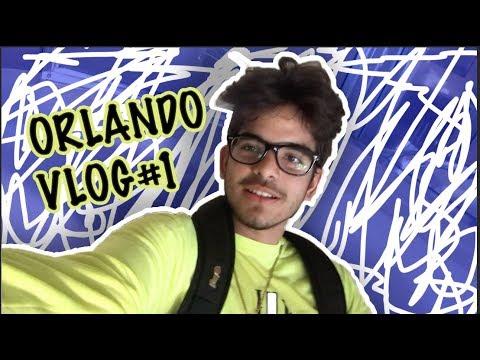One Night At Orlando Vlog#1