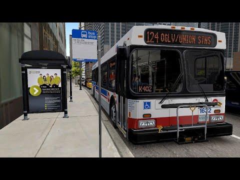 Omsi 2 Chicago Addon Trailer Youtube