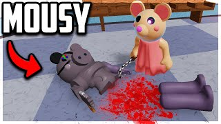 MOUSY'S DARK SECRET REVEALED.. (Roblox Piggy)