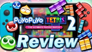 Puyo Puyo Tetris 2 Review | Nintendo Switch, PS5, Xbox Series X (Video Game Video Review)