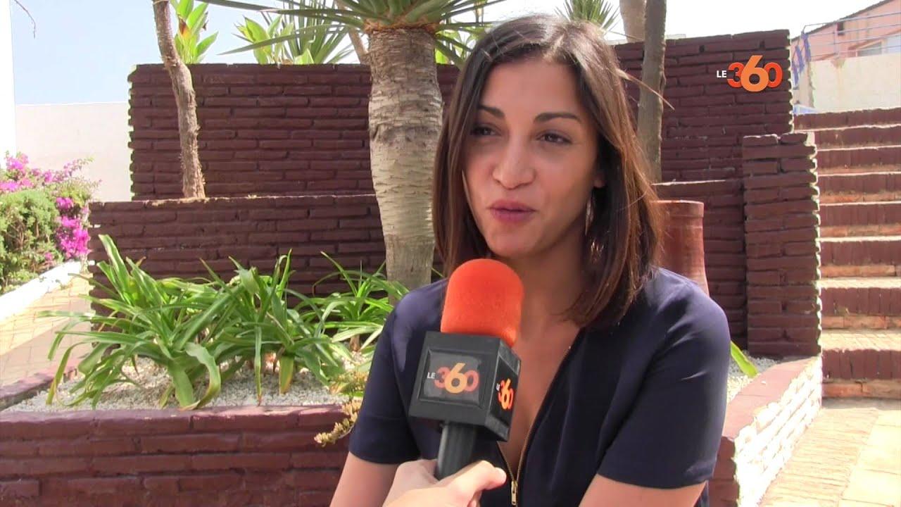 morjana alaoui biographie