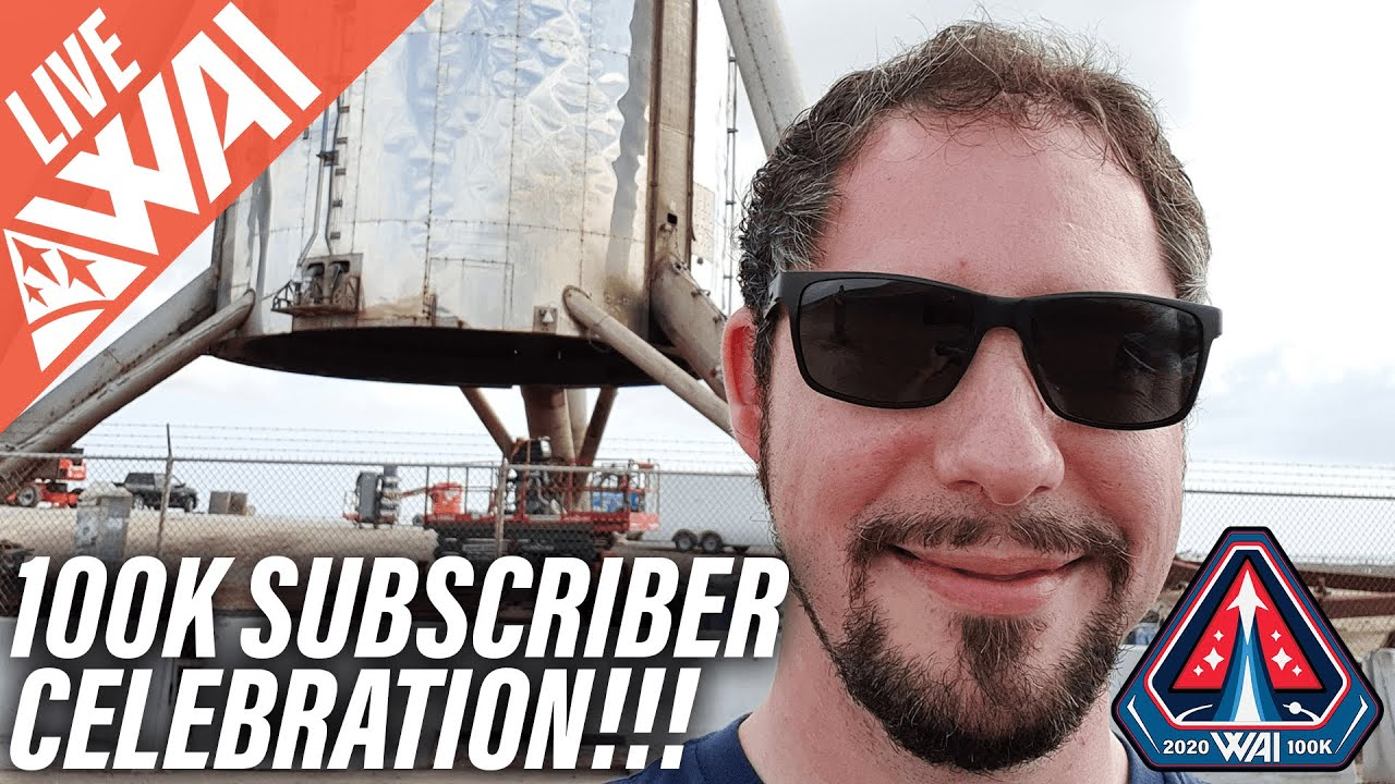 What about it!? 100,000 Subscriber Celebration LIVE Stream