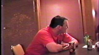 Jim Cornette Argument at Dairy Queen (Tells Story)