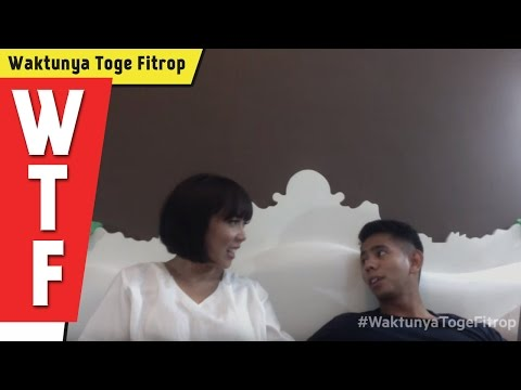 WTF #1 SECRET CHALLENGE - Ngintip Toge #PolemikRumahTangga