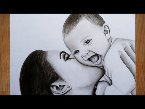 mother's-day-special-drawing-||-lokartist-||