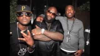 Wale Meek Mill Pill Rick Ross By Any Means Chopped Screwed By Djinsane100