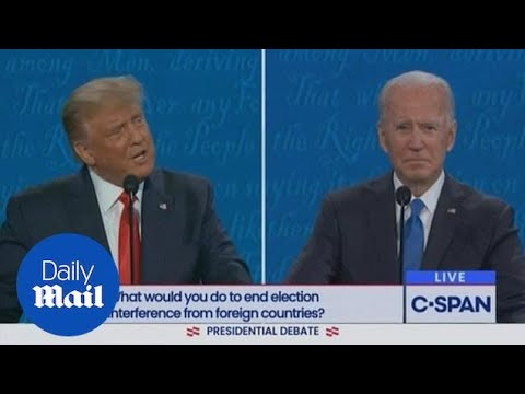 'Explain It To The American People' Trump Tells Biden On Hunter Biden Emails