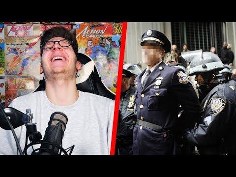 Undercover Polizisten verhaften sich gegenseitig - Dumme News