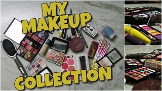 My Small Makeup Collection 2019||Makeup Items,SkinCare Products||Know How do I Organise It||BHBM