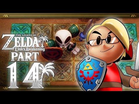 The Legend of Zelda: Linku0027s Awakening (Nintendo Switch) Part 14 - Catfishu0027s Maw