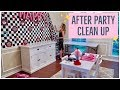 CLEAN WITH ME ✨ | AFTER PARTY CLEANING MOTIVATION 🎂💪🏼