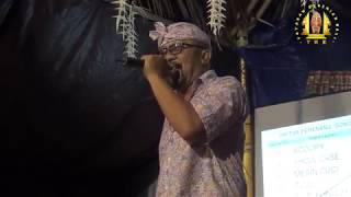 Yong Sagita  30 - 11 - 91 (Pura Puseh Desa Beng - Gianyar)