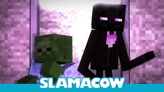 Repeat youtube video Silly Endertainment - Minecraft Animation (Endertainment 3) - Slamacow