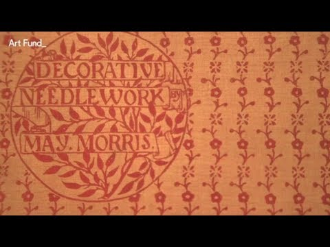 Art Happens: Give May Morris the recognition she deserves