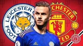 James Maddison To Sign For Man United in January?! | Paddock Podcast