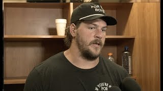 Titans T Taylor Lewan: We Have to Be Better as an Offensive Line
