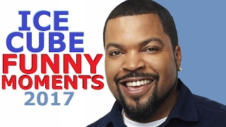 Ice Cube FUNNY MOMENTS (BEST COMPILATION) 2017