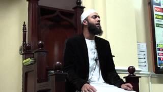 Nasheed By Maulana Imtiaz Sidat