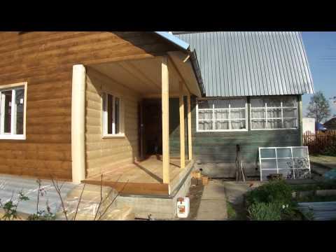 Как правильно пристроить дополнительное помещение к дому на обводненных грунтах