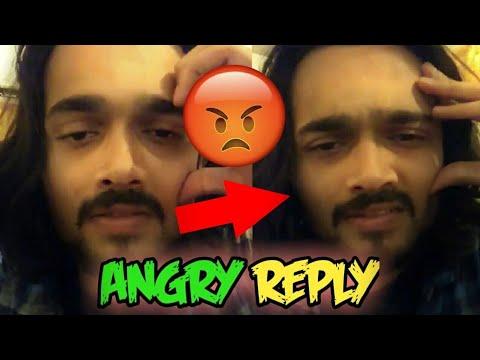 BB Ki Vines *ANGRY* Reply To A Fan's Tweet!! | Amit Bhadana, Harsh Beniwal On Zakir Khan Show | UIC