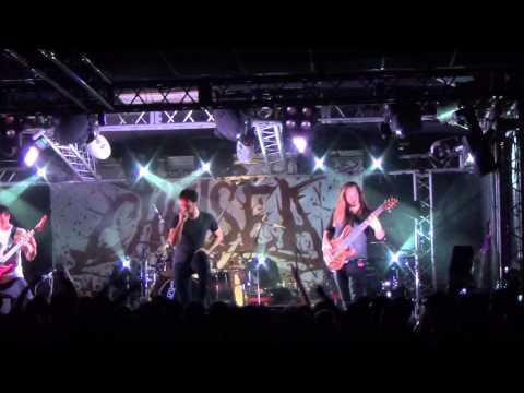 Veil Of Maya - Live in Zal Ozhidaniya 02.03.2015