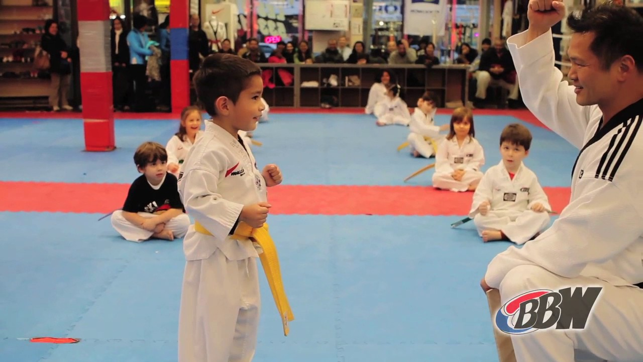 Top Martial Arts Academy - Black Belt World CANADA - YouTube