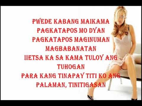 Cue C - Ang ganda mo - Lyrics +Download