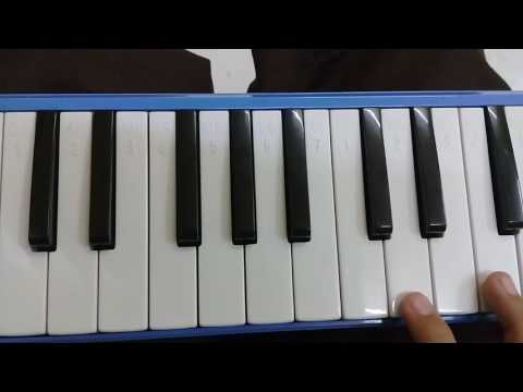 Lagu persib di pianika yo ayo persib bandung