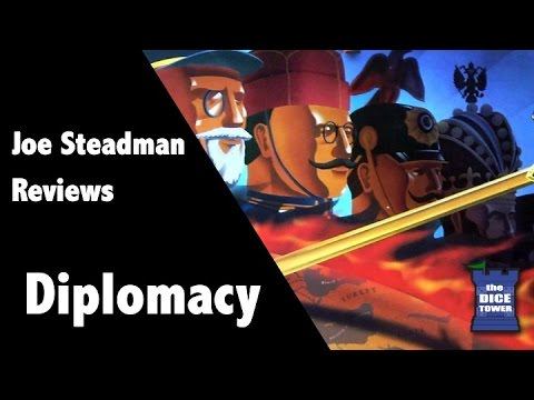 Diplomacy Review - with Joe Steadman