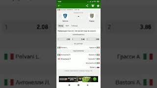 Прогноз на матч Чемпионата Италии Эмполи - Парма