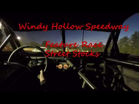 Windy Hollow Street Stock Feature 05/28/2017