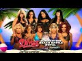 WWE Summertime Beach Battle Royal Divas (Vickie Guerrero she is goddess of the beach ) 2012