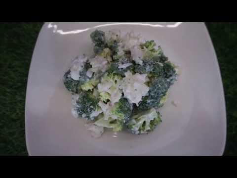 My Healthy Recipes - Broccoli Salad