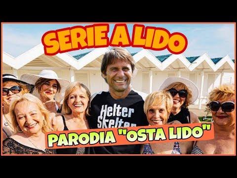 "SERIE A LIDO - Parodia ""OSTIA LIDO"""