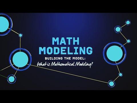 познакомьтесь математическим моделированием