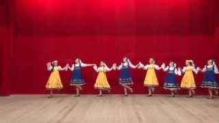 Концерт детских танцевальных коллективов 25  04  2015 г в ЦДК п. Джубга