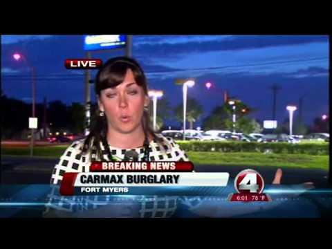 Fort Myers Carmax Burglary