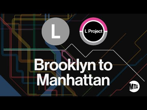 L Project Travel Tips: Traveling from Brooklyn to Manhattan