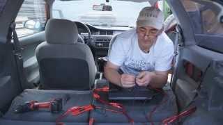 как сделать музыку в машине своими руками